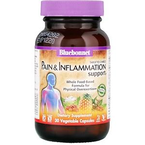 Блубоннэт Нутришен, Targeted Choice, Pain & Inflammation Support, 30 Vegetable Capsules отзывы