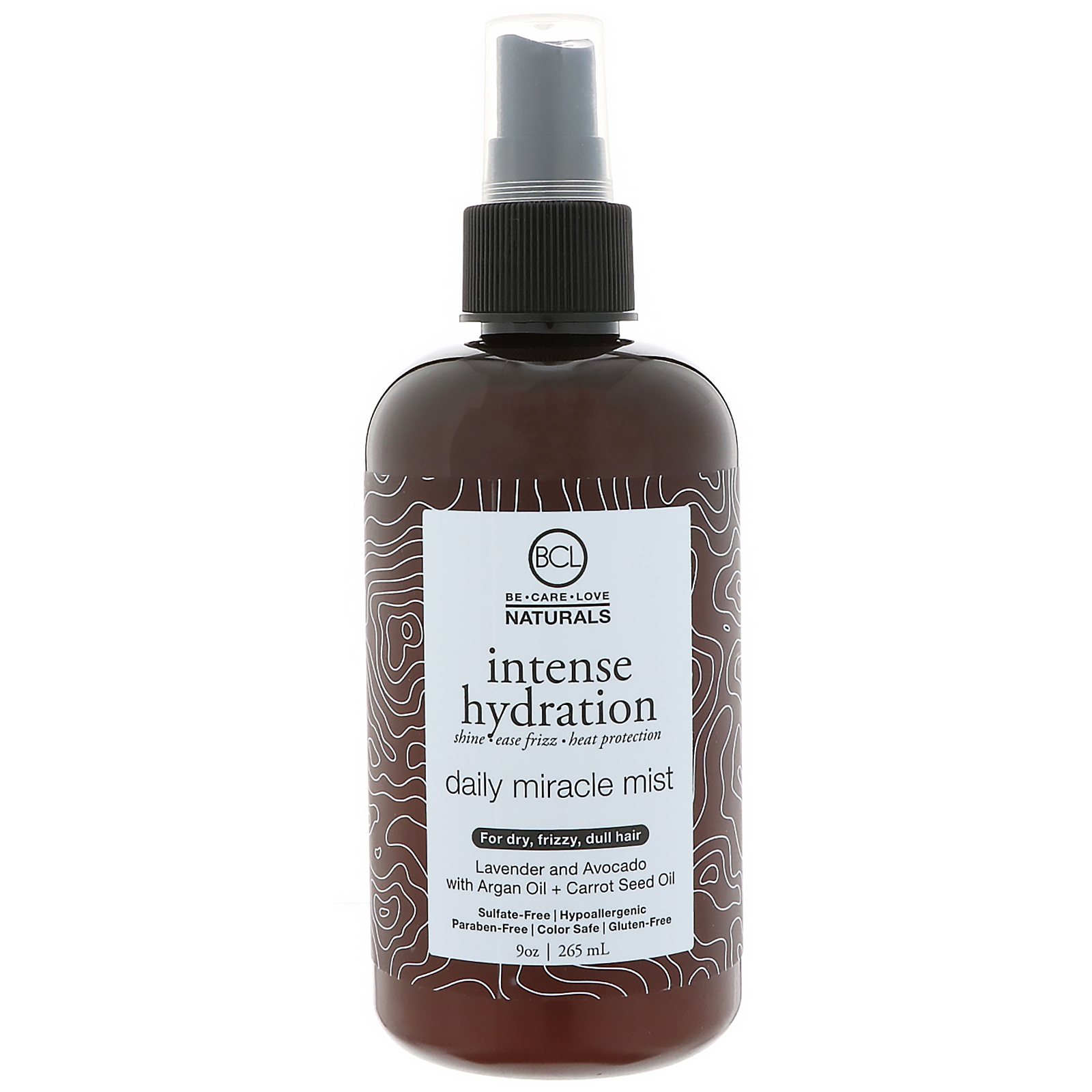BCL, Be Care Love, Naturals, Intense Hydration, Daily