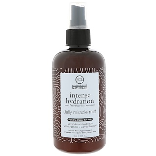 BCL, Be Care Love, Naturals, Hidración intensa, Spray milagroso diario, 9 oz (265 ml)