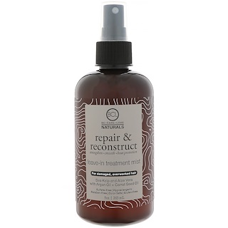 BCL, Be Care Love, Naturals, Repara y reconstruye, Tratamiento sin enjuagar en spray, 9 oz (265 ml)