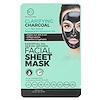 BCL, Be Care Love, Essential Oil Serum-Infused Facial Sheet Mask, Clarifying Charcoal, 1 Mask