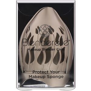 Blenderelle, Makeup Blender Case, Gold, 1 Count отзывы