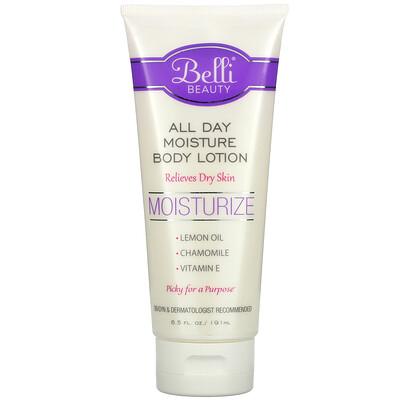 Belli All Day Moisture Body Lotion, 6.5 fl oz (191 ml)  - купить со скидкой