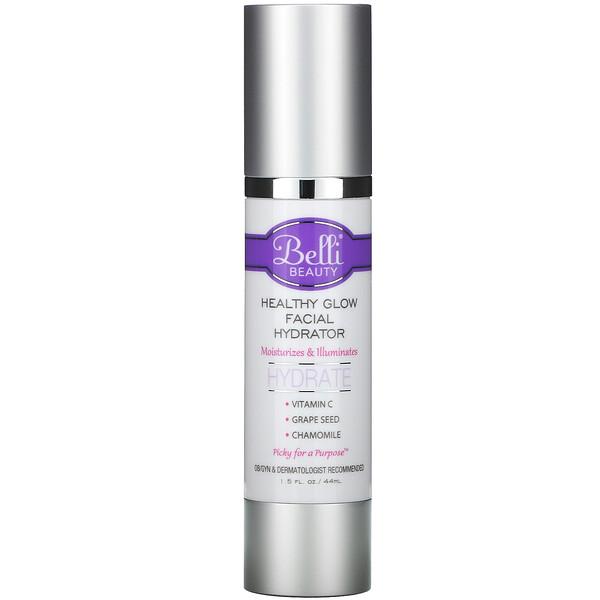 Healthy Glow Facial Hydrator, 1.5 fl oz (44 ml)
