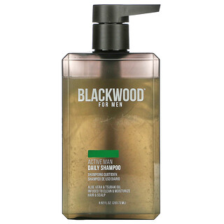 Blackwood For Men, شامبو Active Man للاستخدام اليومي، 8.92 أونصة سائلة (263.73 ملل)
