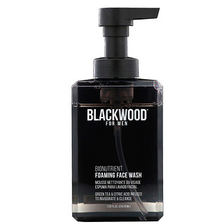 Blackwood For Men, Bionutrient, Foaming Face Wash, For Men, 7.32 fl oz (216.35 ml)