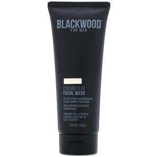 Blackwood For Men, Cooling Clay Facial Wash, For Men, 7.41 oz (210 g)