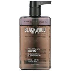 Blackwood For Men, Pure Moisture 沐浴露,9.02 液量盎司(266.67 毫升)