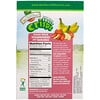 Brothers-All-Natural, Fruit Crisps, Freeze-Dried Strawberries & Bananas, 12 Single-Serve Bags, 0.42 oz (12 g) Each