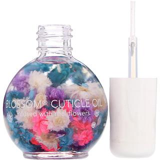 Blossom, Cuticle Oil, Lavender, 0.42 fl oz (12.5 ml)