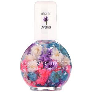 Blossom, Cuticle Oil, Lavender, 0.42 fl oz (12.5 ml) отзывы покупателей