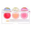 Blossom, Trois gloss à lèvres duo, Collection Sweet Kiss, 6 baumes à lèvres en pots, 2,8g chacun