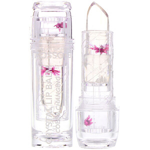 Blossom, Crystal Lip Balm, Color Changing, Pink, 3 g отзывы покупателей