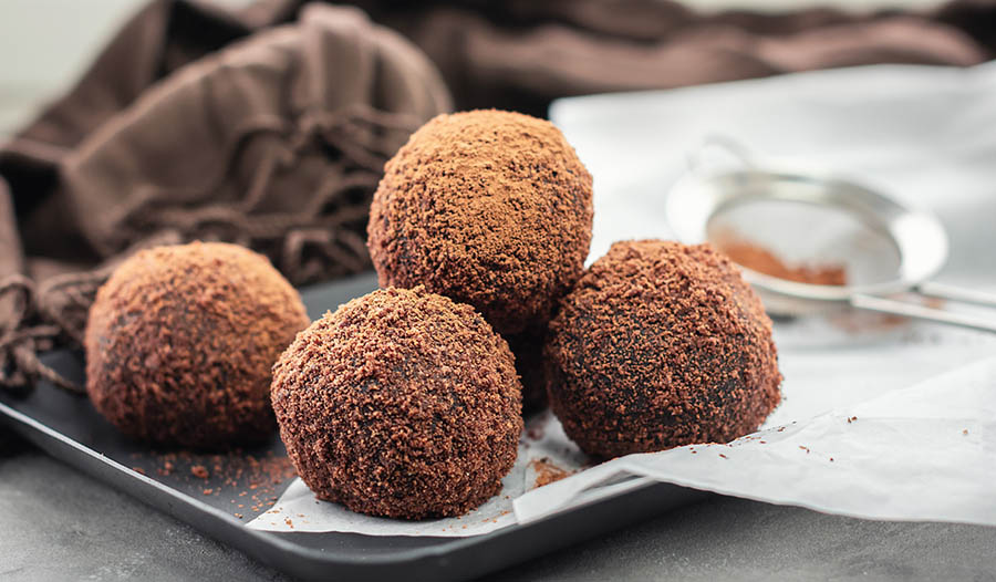 3 Easy Homemade Chocolate Truffle Recipes