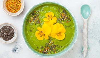 3 Healthy Breakfast Smoothie Bowl Recipes