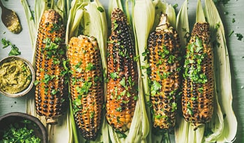 3 Dietitian-Approved Meatless Recipes for the Grill