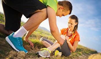 4 maneras naturales de recuperarse de una lesión deportiva