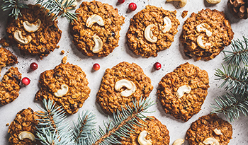 4 Vegan Superfood Cookie Recipes