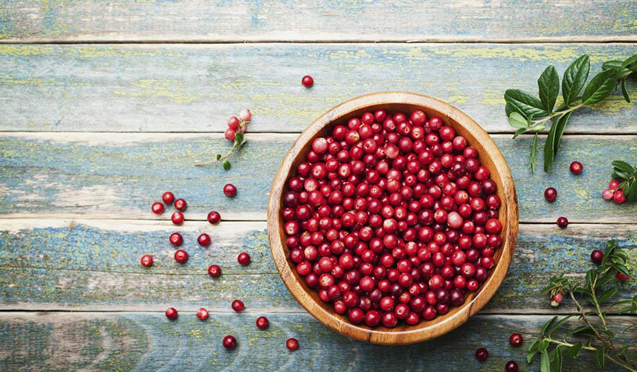 5 Health Benefits of Cranberries
