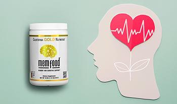 幫助年長者促進記憶力和大腦健康的理想補充劑