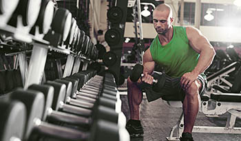 Kann CLA beim Muskelwachstum helfen?