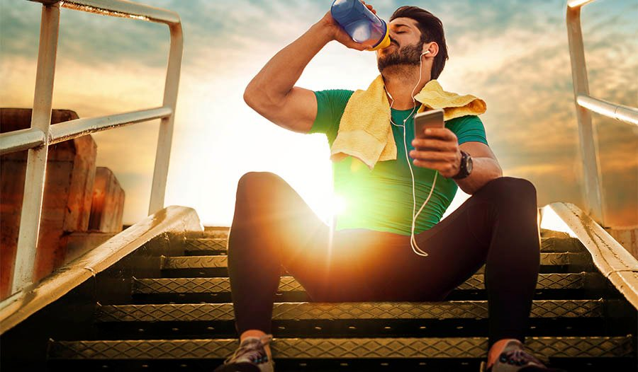 Pre and Post Workout Shake Recipes