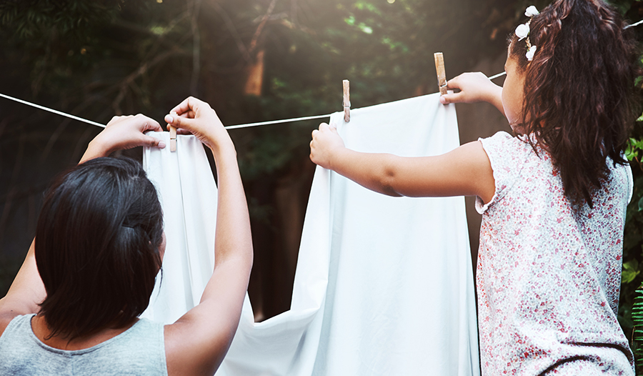 Clean Up Your Laundry Routine