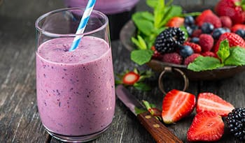 Collagen and Fruit Smoothie