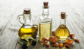 Different Types of Cooking Oil