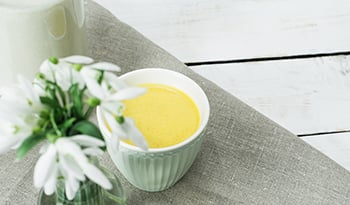 Fight Inflammation with a Delicious Cup of Golden Milk