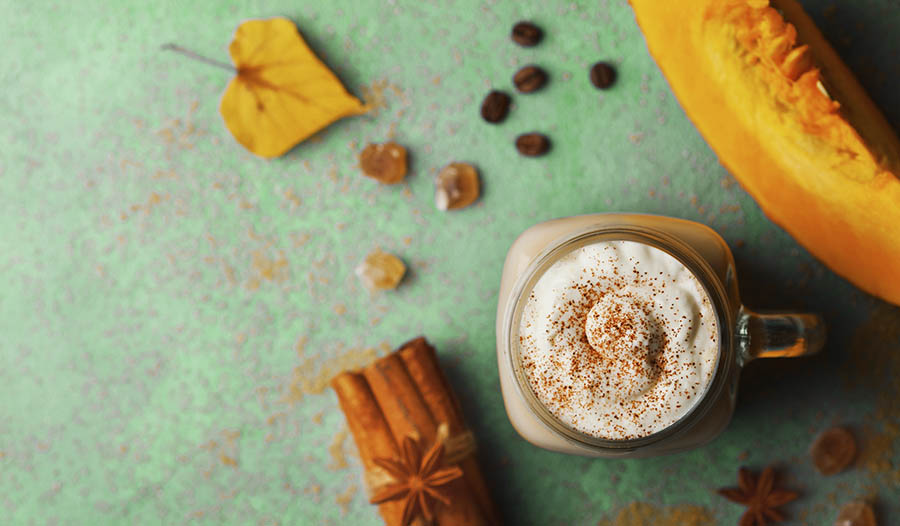 Get a Health Boost from these Mushroom Lattes