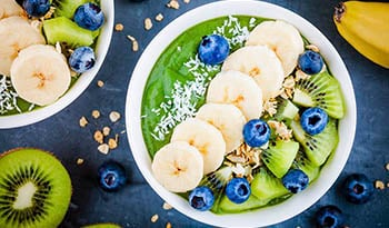 Glowing Skin Smoothie Bowl