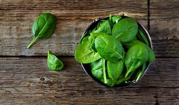 Green Leafy Vegetables and Weight Loss