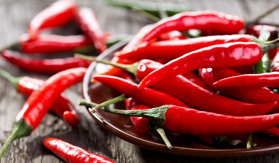 Health Benefits of Capsaicin in Spicy Foods