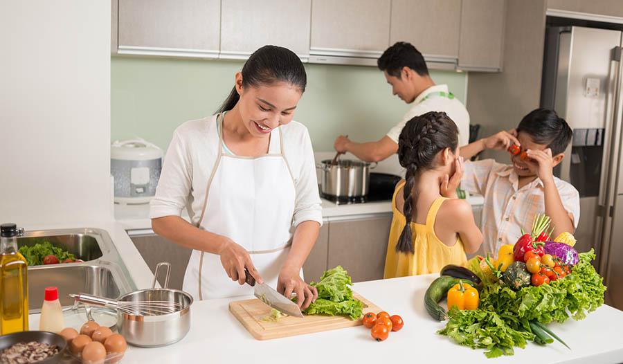 Осенний кухонный детокс: очищаем кухню от шлаков