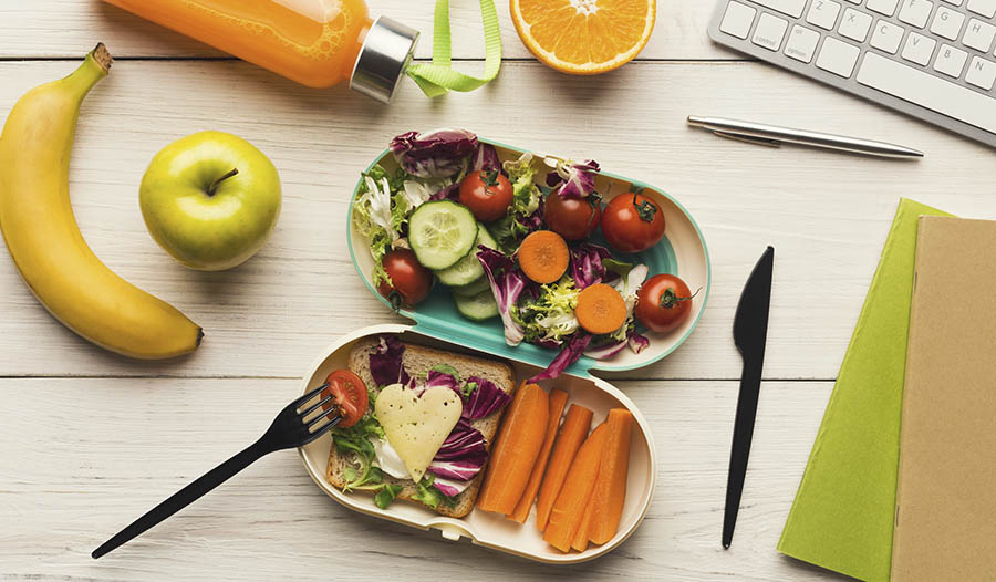 Healthy Office Lunch Ideas