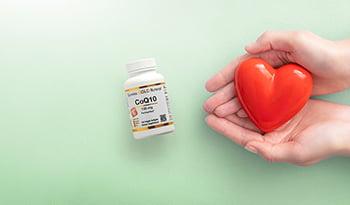 5 مكملات لدعم صحة القلب وضغط الدم