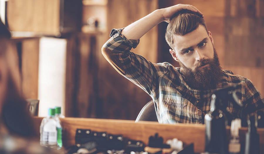 Homemade Beard Oil