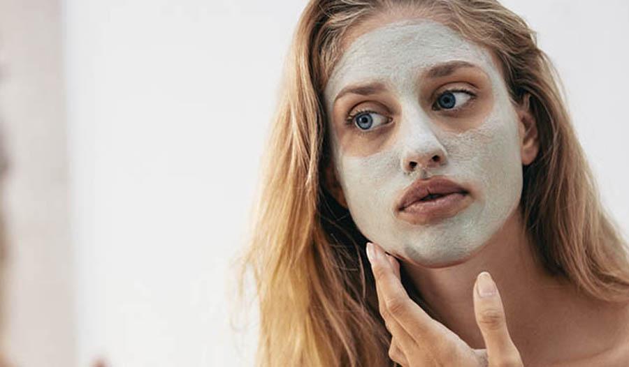 Домашняя пробиотическая маска для лица