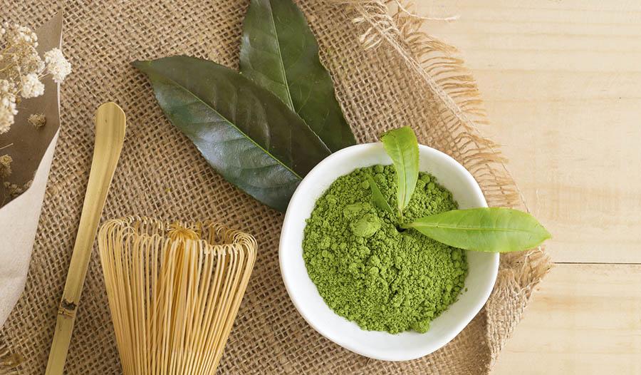 Homemade Matcha Green Tea Face Mask