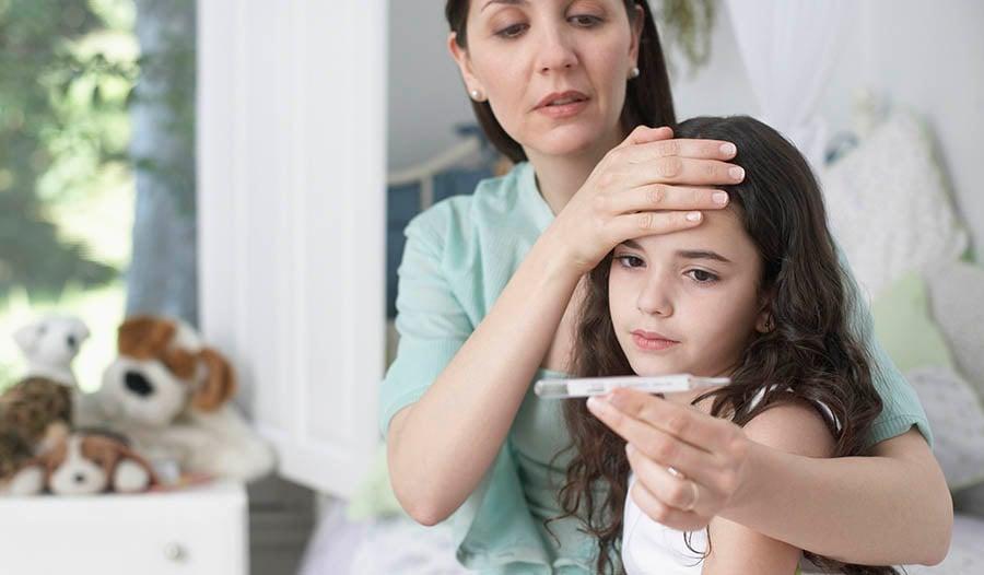 Как справиться с внезапным острым расстройством пищеварения у детей