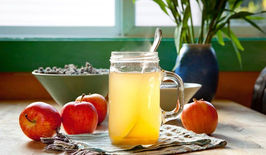 Vinagre de maçã auxilia a imunidade