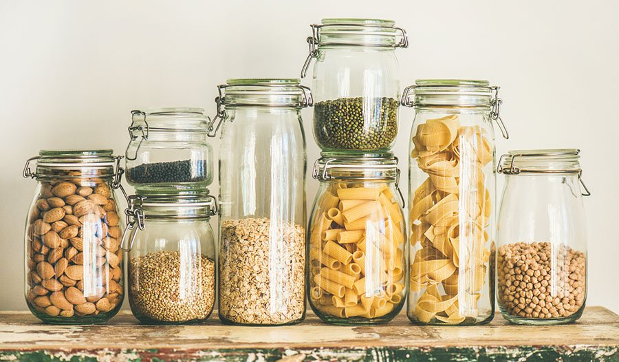 Keep these Meal Prep Staples Stocked in Your Pantry