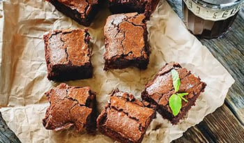 Madre Labs CocoCeps 3-Ingredient Brownies