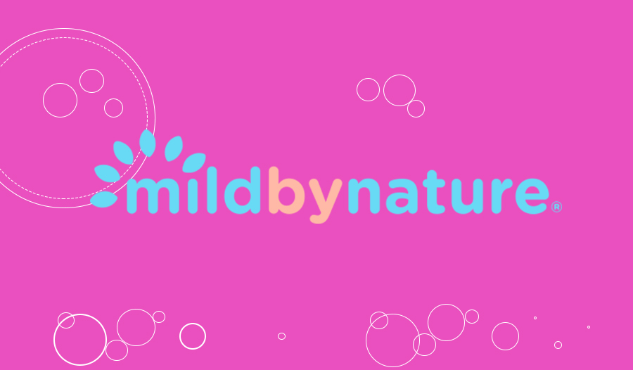 Become a No No-No's family with Mild By Nature Baby Products