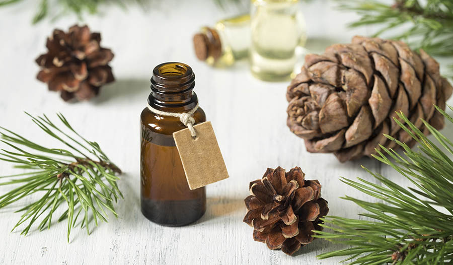 Learn how to make an easy homemade men's cologne using essential oils.