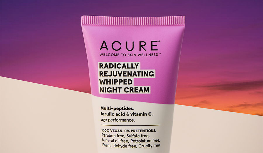 iHerb Beauty staffers try Acure Radically Rejuvenating Whipped Night Cream