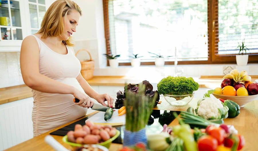 Предродовое питание: Оптимальное питание для поддержки при беременности