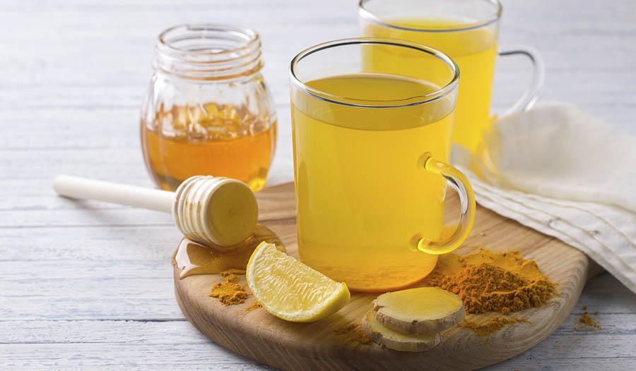 Re-Energize with Herbal Teas
