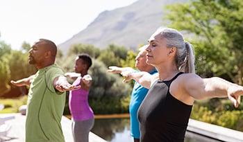 Manter-se saudável no corpo e na mente: algumas dicas para o ano novo